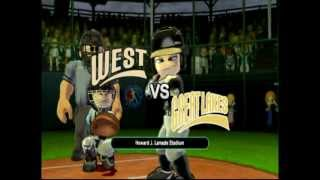Little League® World Series Baseball 2009 (Nintendo Wii) - World Series Prelims - Game 1 - Part 1