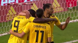 Belgium vs Costa Rica Highlights