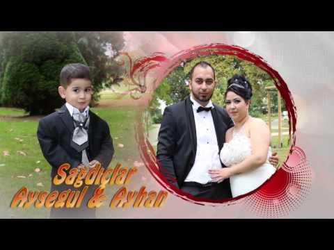 Amet & Mersiye Düğün Töreni 2 chast 01.10.2016 Osnabrück Germany Full HD