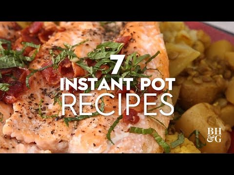 7 Instant Pot Recipes | Better Homes & Gardens