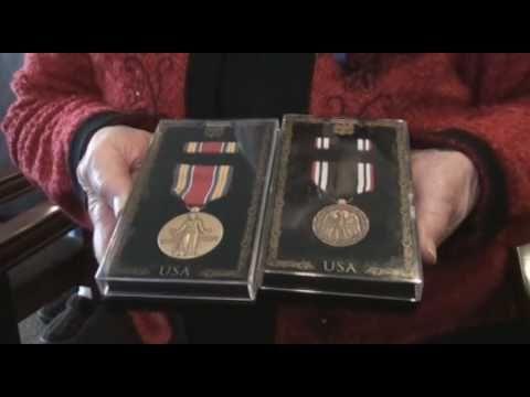 World War II medals