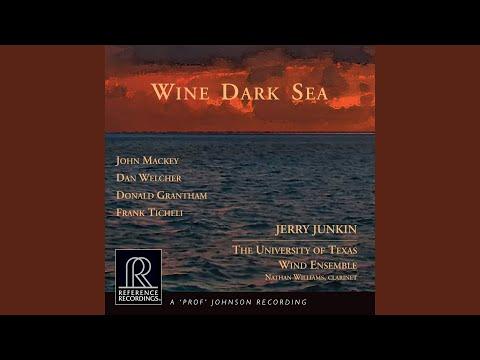 Wine-Dark Sea (Symphony For Band) : I. Hubris