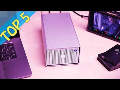 5 Best External Hard Drive For Mac 2021