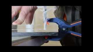 Percer vos plaques en Plexiglass