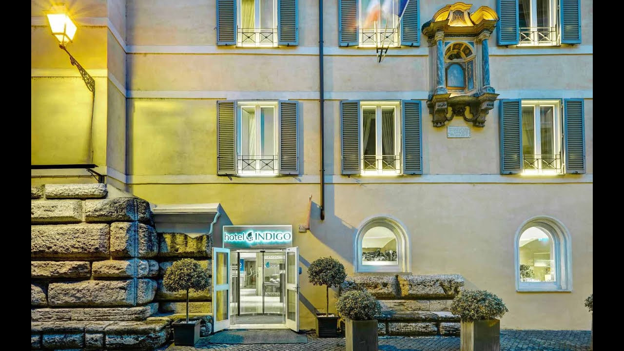 Hotel Indigo Rome St George Italy