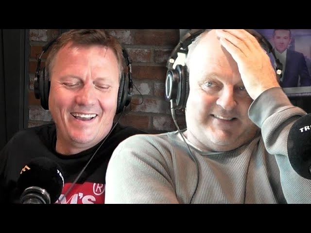 Billy Completely Slaughters His Mickey Mouse Joke | Rush Hour with JB & Billy | Triple M