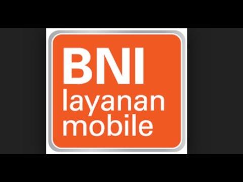 Cara Transfer via Bni Mobile banking ke Bank Lain - YouTube