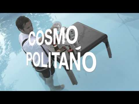 Cosmopolitano   How to get into a drink with Thomas Colombo