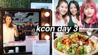 Did I See Any K-Pops Idols? | KCON Day #3