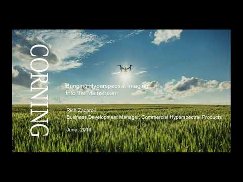 SyracuseCoE Partners Present: Bringing Hyperspectral Imaging Into The Mainstream