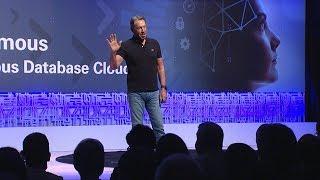 Announcing Oracle Autonomous Transaction Processing