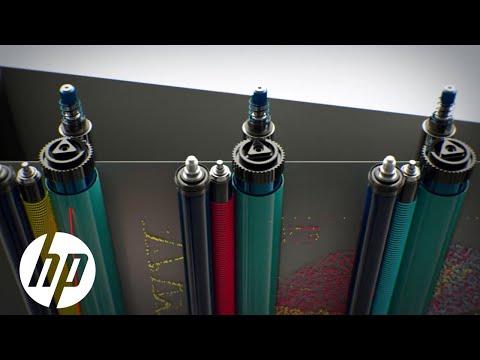 The Science of Printing | HP LaserJet | HP