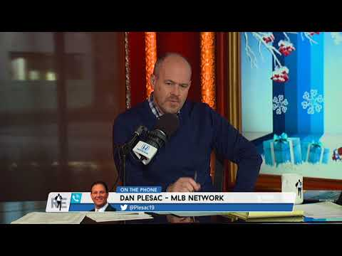 MLB Network Analyst Dan Plesac on Orioles's & Machado Situation - 12/21/17