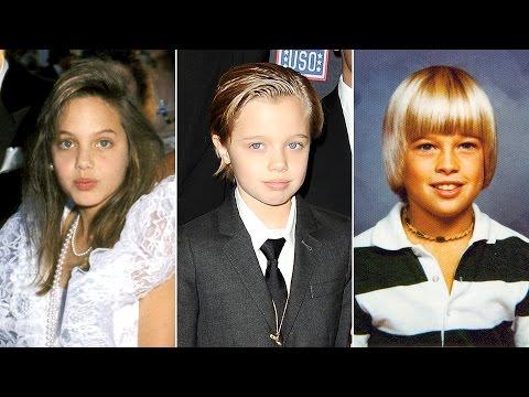 Angelina Brad's Shiloh to Lose Citizenship