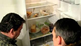 Смотреть видео холодильник протух