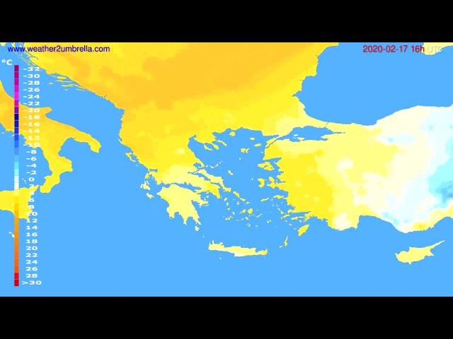 <span class='as_h2'><a href='https://webtv.eklogika.gr/temperature-forecast-greece-modelrun-12h-utc-2020-02-16' target='_blank' title='Temperature forecast Greece // modelrun: 12h UTC 2020-02-16'>Temperature forecast Greece // modelrun: 12h UTC 2020-02-16</a></span>