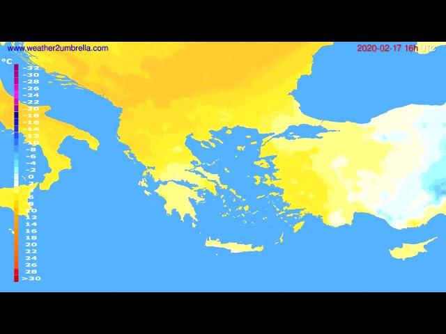 <span class='as_h2'><a href='https://webtv.eklogika.gr/temperature-forecast-greece-modelrun-12h-utc-2020-02-16' target='_blank' title='Temperature forecast Greece // modelrun: 12h UTC 2020-02-16'>Temperature forecast Greece // modelrun: 12h UTC 2020-02-16</a></span>