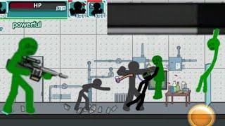 No GUNS?! vs Stickzombies MODE | Anger of Stick 5