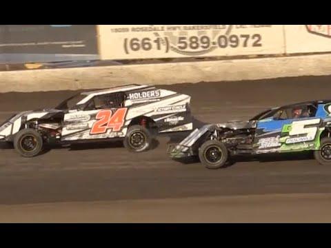 HEAT RACES: Bakersfield Speedway 6-25-16