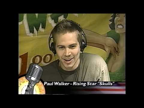 Mancow - Celebrity guests in studio (Paul Walker, Macho Man, Ice Cube and more)