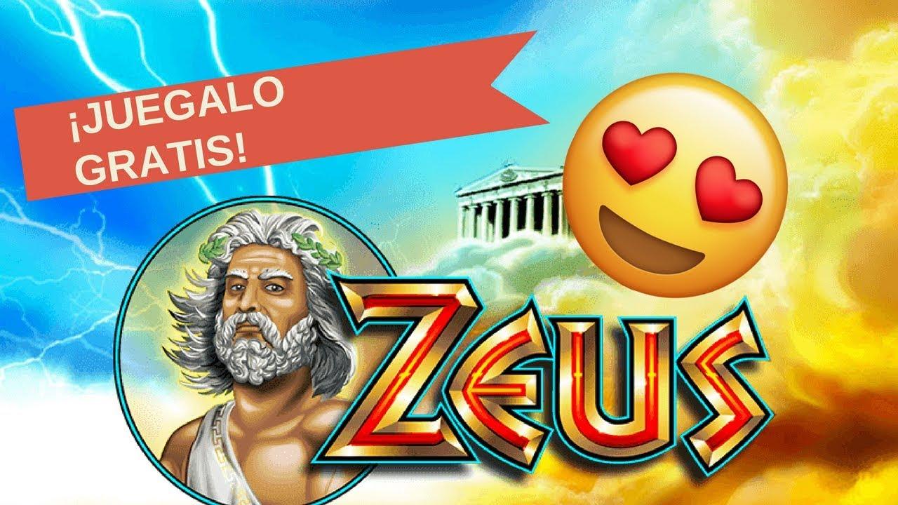 Juego De Casino Gratis Zeus