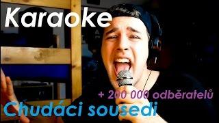 karaoke chudci sousedi 200 000 odběratelů