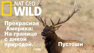 Nat Geo Wild: Прекрасная Америка: На границе с дикой природой. Пустоши