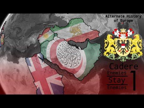 (Collab) Alternate History Of Europe; Cadere: Episode 1; Enemies Stay Enemies