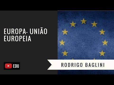 Europa- Aula 04 (União Europeia) - ENEM