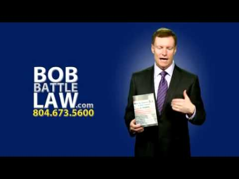 """How to Choose a DUI Lawyer in Virginia"" arms you with the 10 Questions you must ask to have the best chance of winning your case. Don't hire Bob Battle or ANY lawyer until you get straight answers to these questions , including: Who is going to be my lawyer at trial? What are his/her qualifications? Are they AV rated? Are they a former prosecutor? Where did they prosecute? Call Bob Battle at 804-673-5600 for more information."