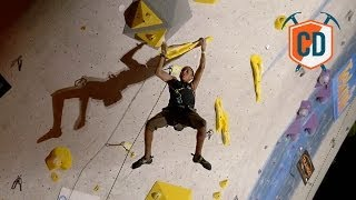 Kai Ligtner and Ashima Shiriashi Win 'Ring of Fire' Climbing Comp | EpicTV Climbing Daily, Ep. 273