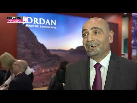 Abed Al Razzaq Arabiyat, managing director, Jordan Tourism Board