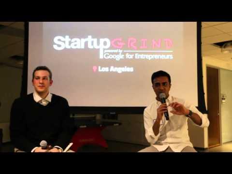Chirag Chotalia (Pritzker Group VC) at Startup Grind LA