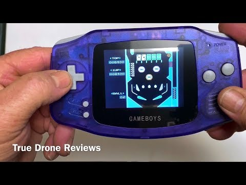 Coolbaby RS-5 400 Classic Games Retro Mini Handheld Game Player Great Fo 20 Bucks
