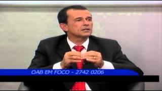 OAB Em Foco - Vítimas da Tragédia em Teresópolis - PGM 37