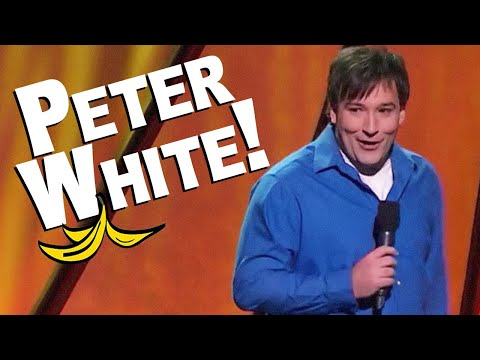 Peter White - Winnipeg Comedy Festival