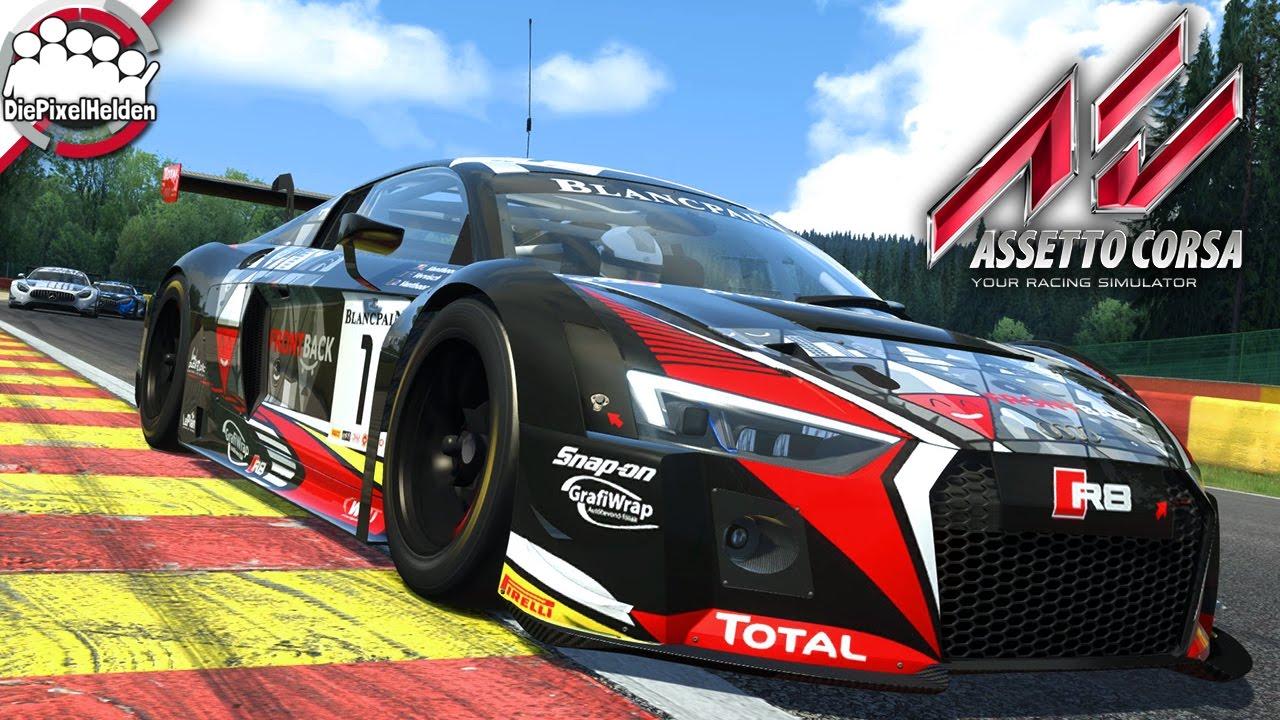 Audi R8 Spiele