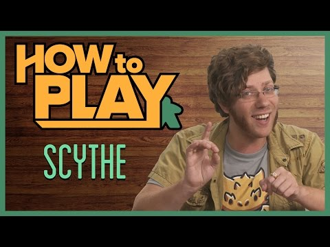 How To Play Scythe! from YouTube · Duration:  8 minutes 3 seconds