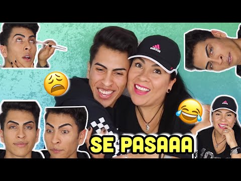 Mi Mami Does My MAKEUP!!? | Louie's Life thumbnail