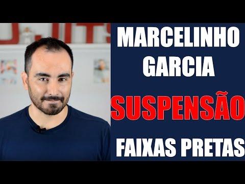 Marcelinho Garcia SUSPENDE Faixas pretas de Jiu Jitsu por mau comportamento