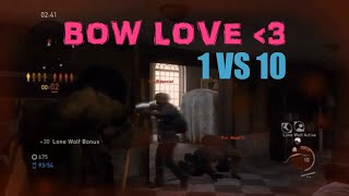 1 vs 10 Comeback (Subscriber Edition) - The Last of Us: Remastered Multiplayer (Capitol)