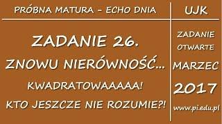 Matura 2017 PP Kielce - Echo Dnia