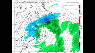 Atlantic Canada Storm Update