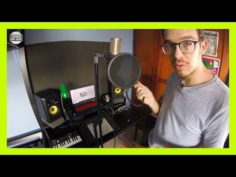 COMO ARMAR TU HOME STUDIO DESDE CERO   Sonido Hip Hop