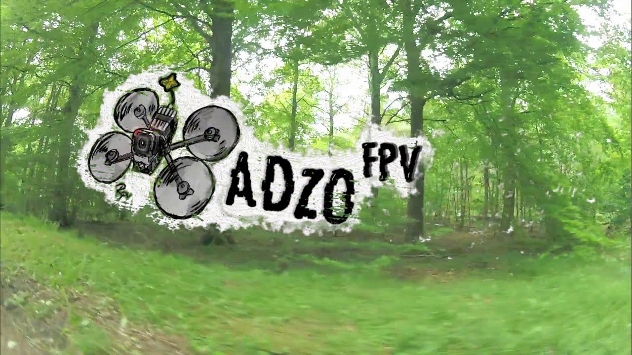 Adzo Fpv Chopwell woods where it all began XD1 картинки