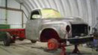 Update.. Old Studebaker truck comes to life after 30 years