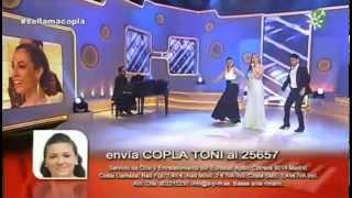 Toñi Ronquillo- Ay que risa- gala 29 copla 8º edición
