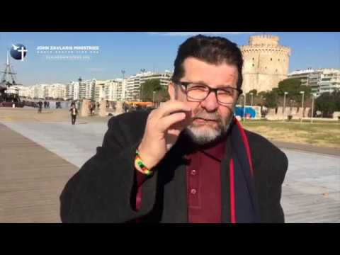Go and pray in the City of Thessaloniki Greece