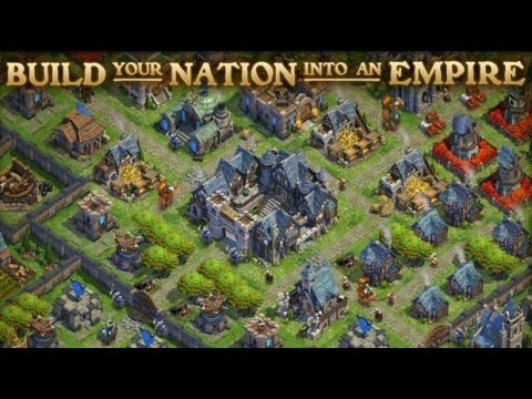 DomiNations : British Nations - Alliance World War - Industrial Age - 100% Loots