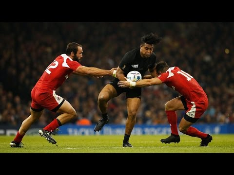 New Zealand v Georgia - Match Highlights - Rugby World Cup 2015 from YouTube · Duration:  3 minutes 50 seconds